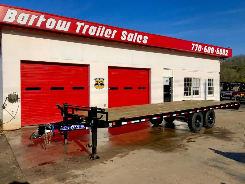 New Load Trail 24ft Flatbed Trailer