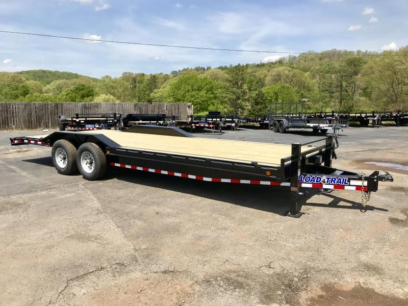 New Load Trail 24ft 14k Equipment Trailer