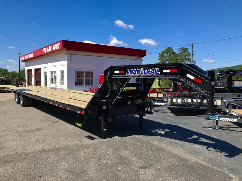 New Load Trail 40ft Flatbed Trailer