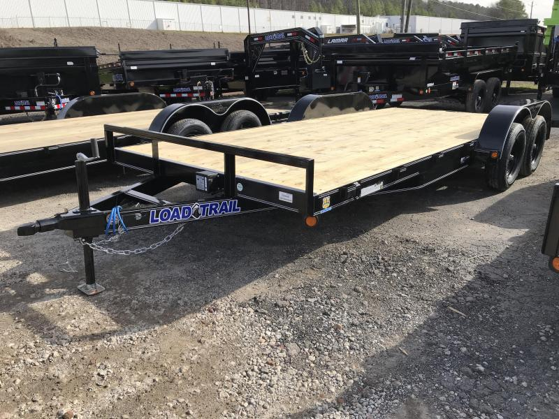 New Load Trail 18ft 7k lb Car / Racing Trailer