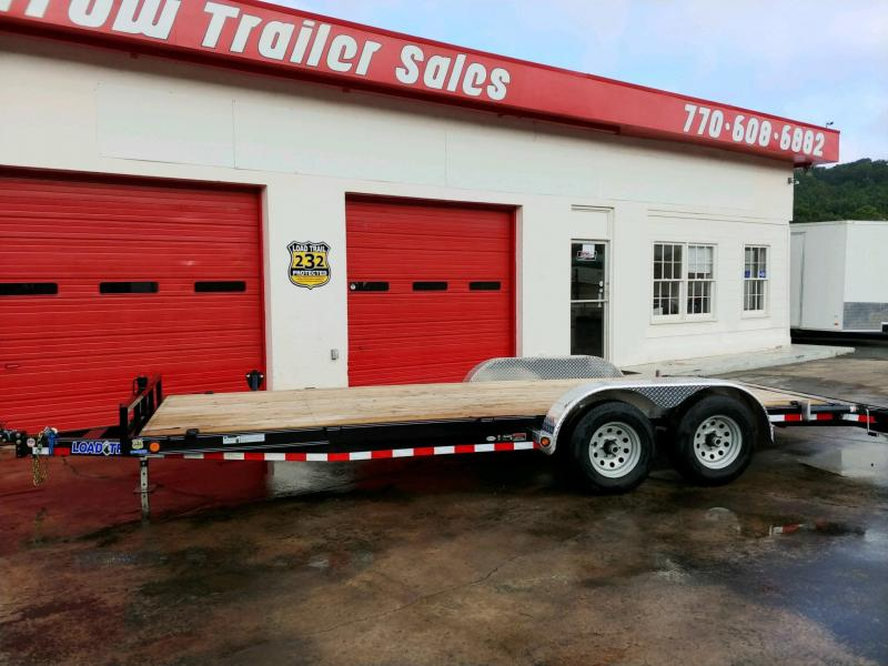 ON SALE! New Load Trail 20' 10k Car/Equipment Trailer
