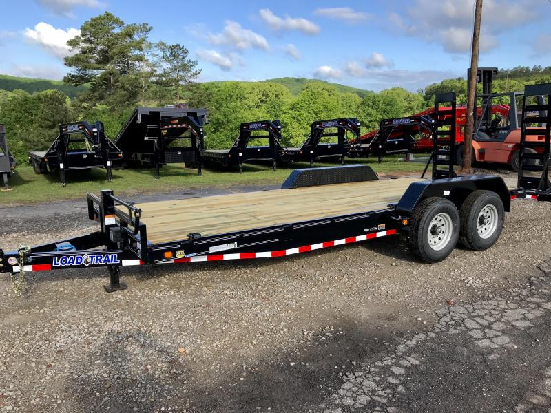 New Load Trail 20ft Equipment Trailer