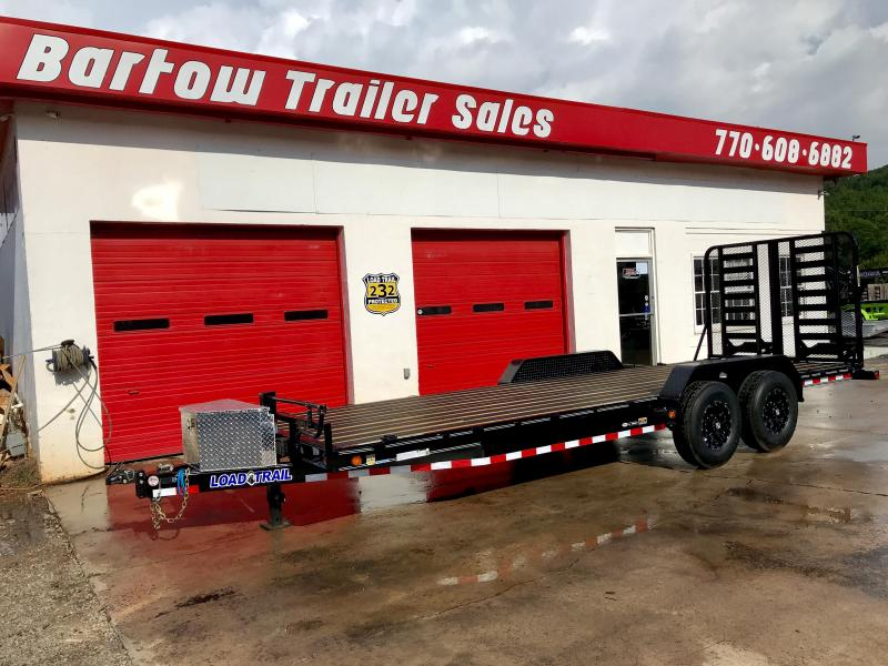 New Load Trail 22ft Equipment Trailer