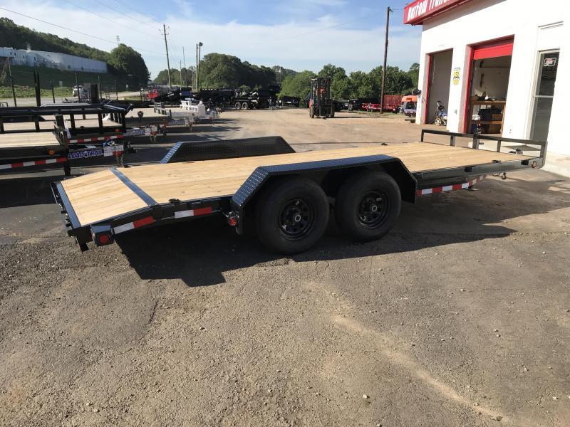 New Load Trail 18' 10k lb Equipment Trailer