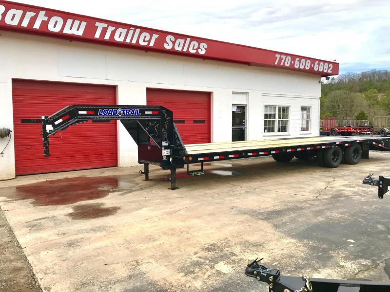 New Load Trail 32ft Flatbed Goosenck