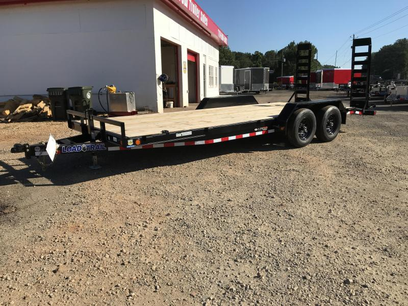 New Load Trail 20ft 10Klb Equipment Trailer