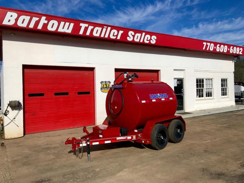 New Load Trail 750 Gal Tank Trailer W/Pump