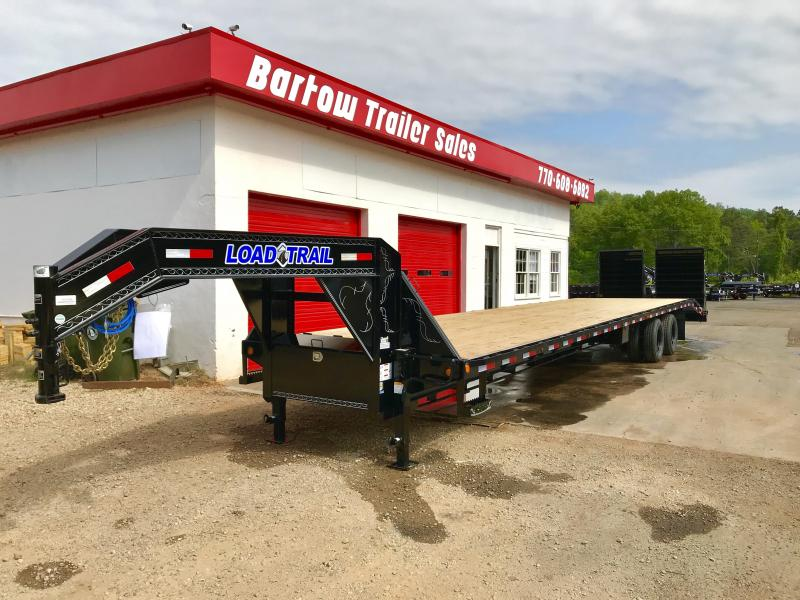 New Load Trail 40ft Disk Brakes Max Ramps 24k