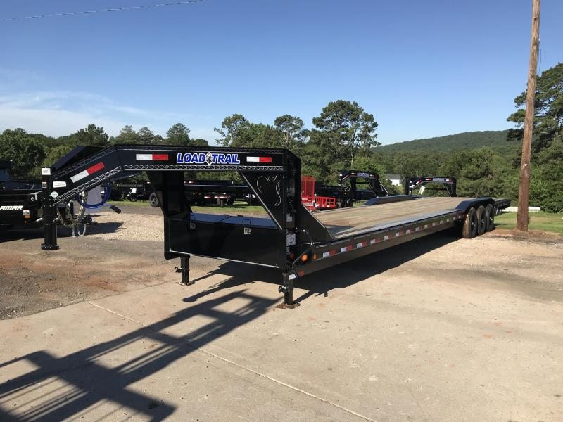 New Load Trail 40ft Triple Axle Gooseneck Car Hauler