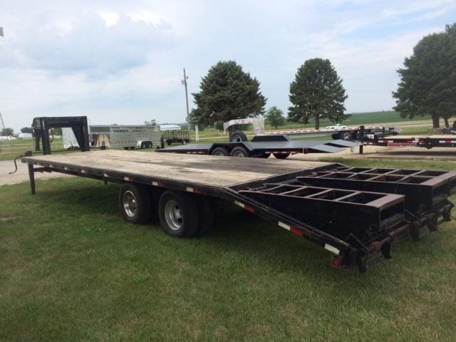 2011 Trailerman Trailers Inc. Hired Hand 30