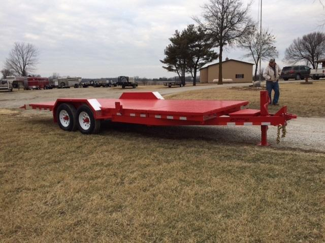 2018 Imperial Splitfloor Wideboy Equipment Trailer