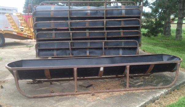 2014 Other (Not Listed) Feed Bunk Other Trailer