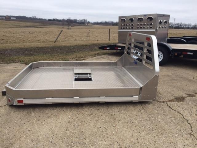 2018 Eby Truck Bed