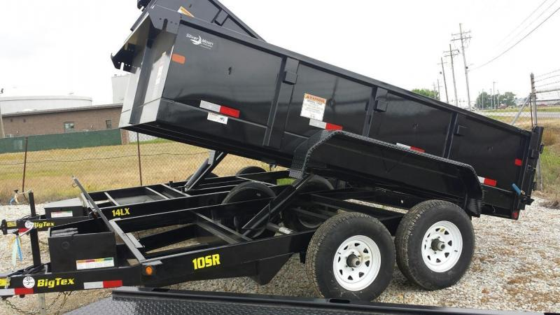 2019 Big Tex Trailers 10k Dump Trailer