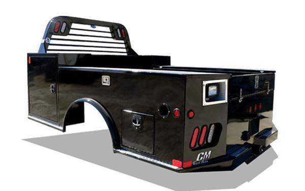 2019 CM TM Steel Truck Bed