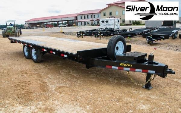 "2019 Big Tex Trailers 14OT 102"" x 24' 14K Equipment Trailer"