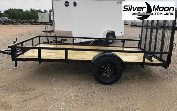 2020 Stingray 6 x 12 Single Axle 3K Utility Trailer w/ Gate