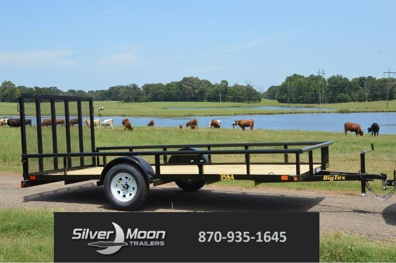 2018 Big Tex  35SA 6x12 Utility Trailer