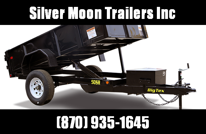 2018 Big Tex Trailers 5x8 Dump Trailer