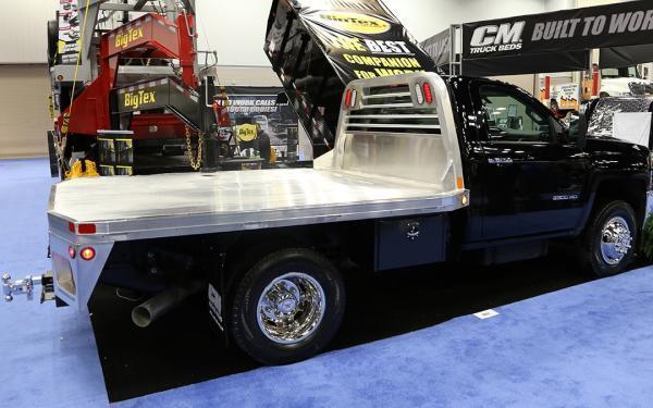 2019 CM AL RD Aluminum Truck Bed