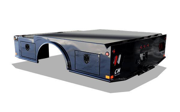 2019 CM WD Steel Truck Bed