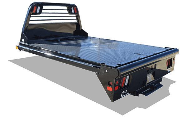 2019 CM GP (Gin Pole) Steel Truck Bed