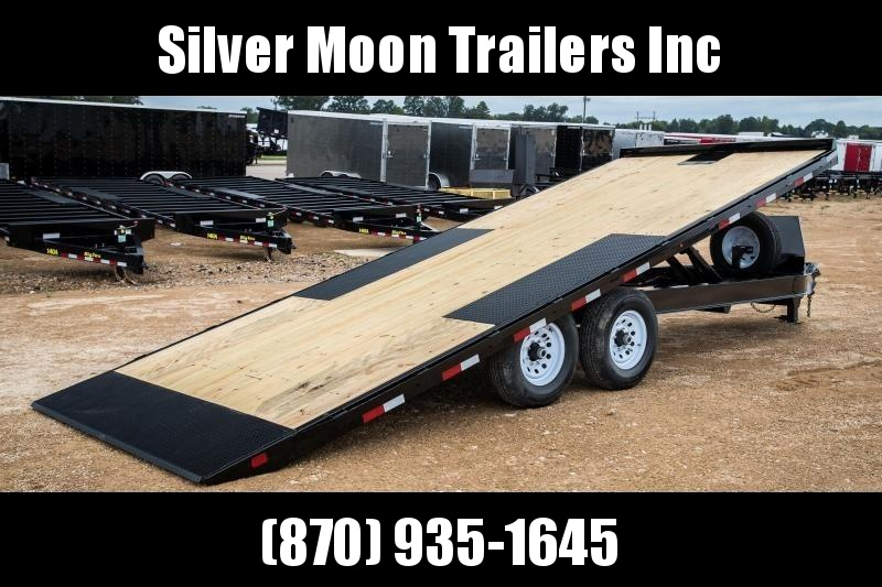 2019 Big Tex Trailers 14OT-24 Tilt Equipment Trailer
