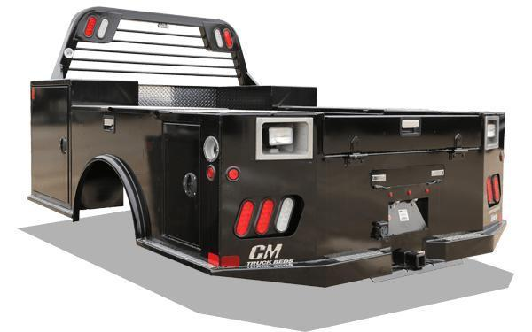 2019 CM TM Deluxe Steel Truck Bed