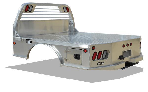 2019 CM AL SK Aluminum Truck Bed