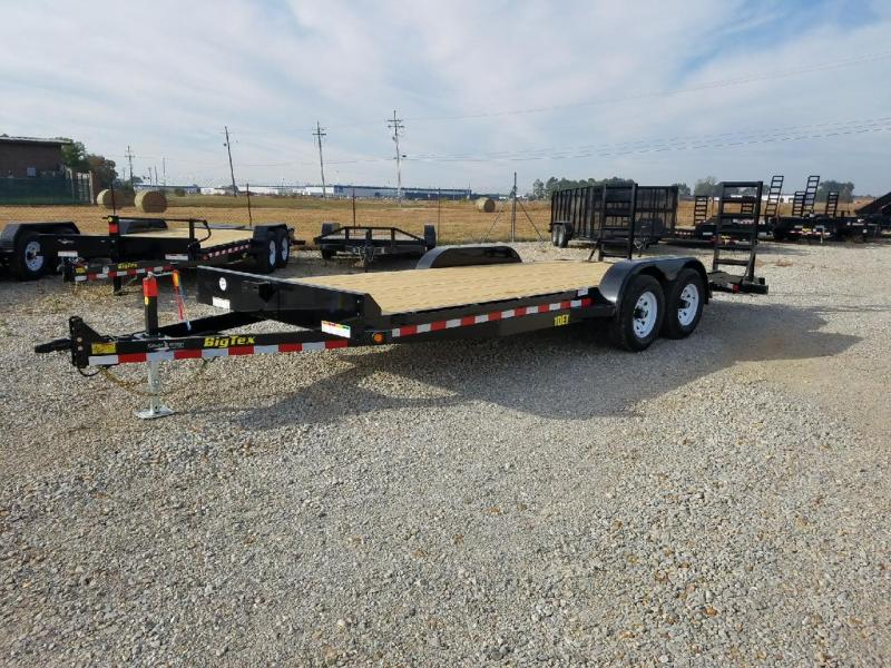 2014 Big Tex Trailers Big Tex Pro Series 10K Tandem Axle Equipment Trailer