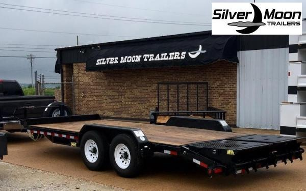 "2020 Big Tex Trailers  83""x20' 14K Equipment Trailer"