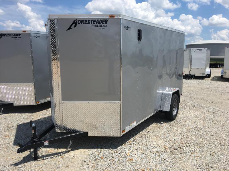 2017 Homesteader Inc. 612PS Enclosed Cargo Trailer