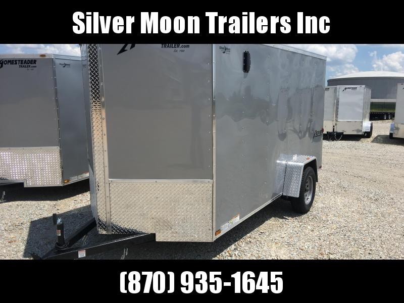 2017 Homesteader Inc. 6x12 Enclosed Cargo Trailer