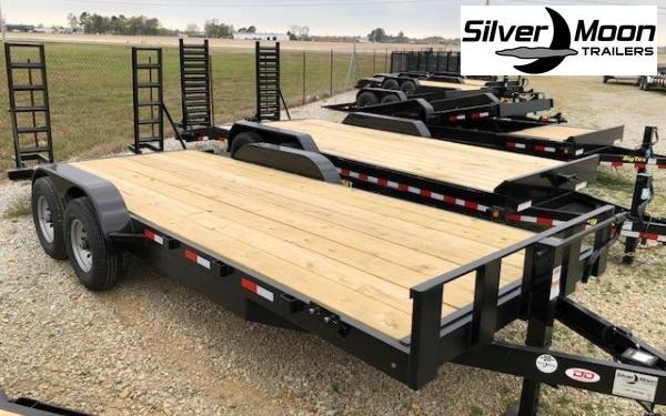 "2019 Stingray 82"" x 20 14K Equipment Trailer"