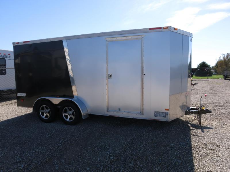 Used 7x16 Enclosed Trailers