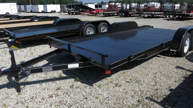 P&T Trailers 18