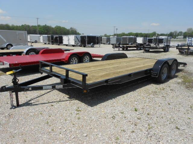 P&T Trailers 20
