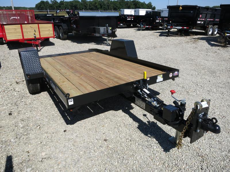 Cam Superline Trailers 6x12 Single Axle Tilt Trailer -6000#
