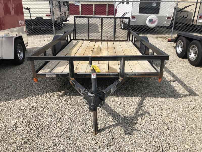 Used 6x12 Utility Trailer