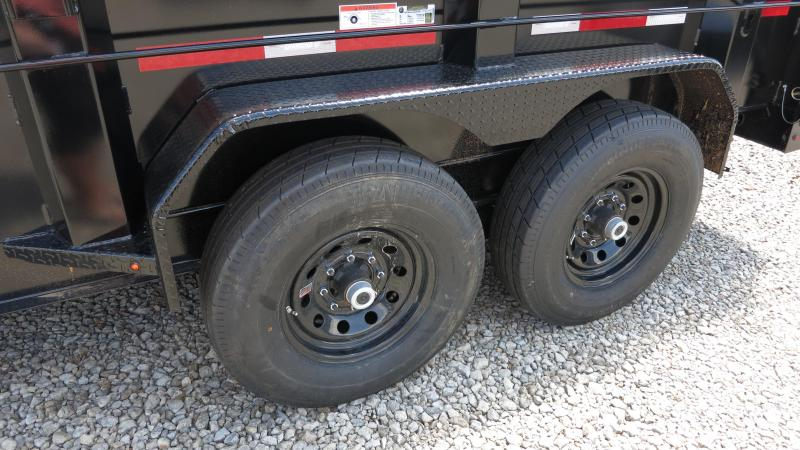 Diamond C Trailers 7X14 Dump Trailer
