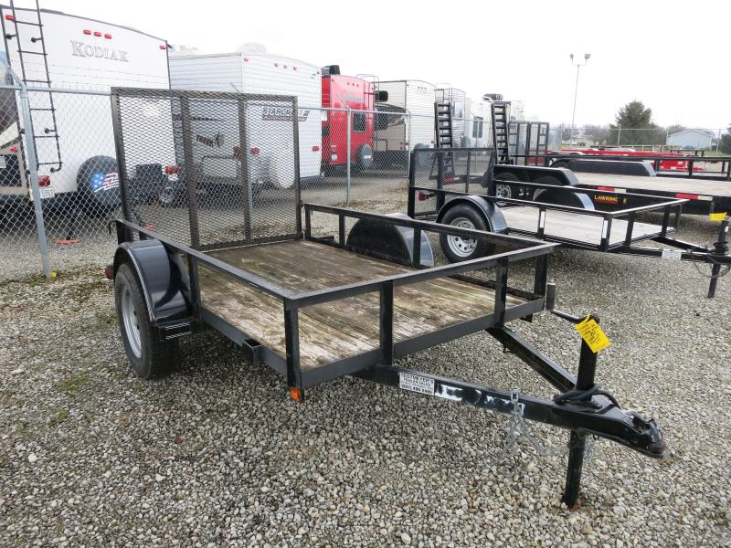 used Diamond 5x8 Utilty trailer