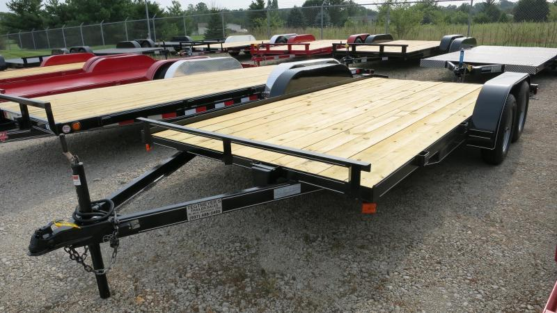 P&T Trailers 16