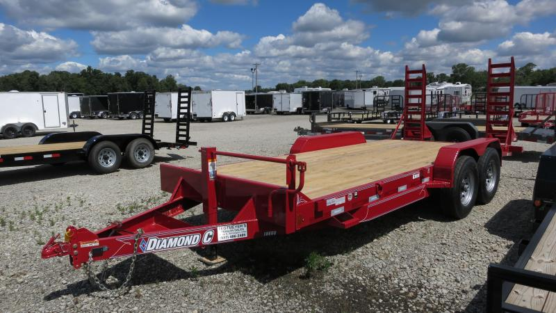 Diamond C Trailers 18