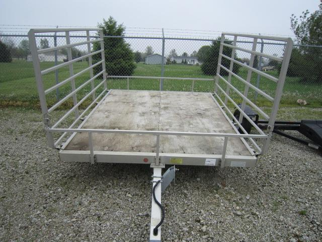 Used 8x8 Utility Trailer