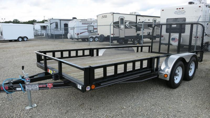 Used PJ Trailer 16