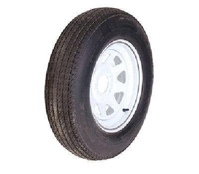 "Trailer Tire - 16"" 8 Lug LT23585R16 10 Ply Gooseneck Flatbed"
