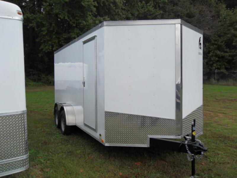 2019 Spartan 85X20TA Enclosed Cargo Trailer