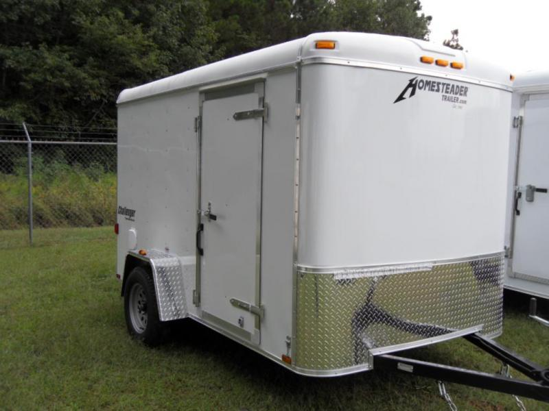 2019 Homesteader 610CS Enclosed Cargo Trailer