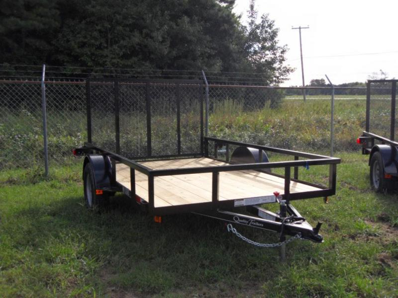 2019 Quality Trailers 6X10 Pro Series Utility Trailer