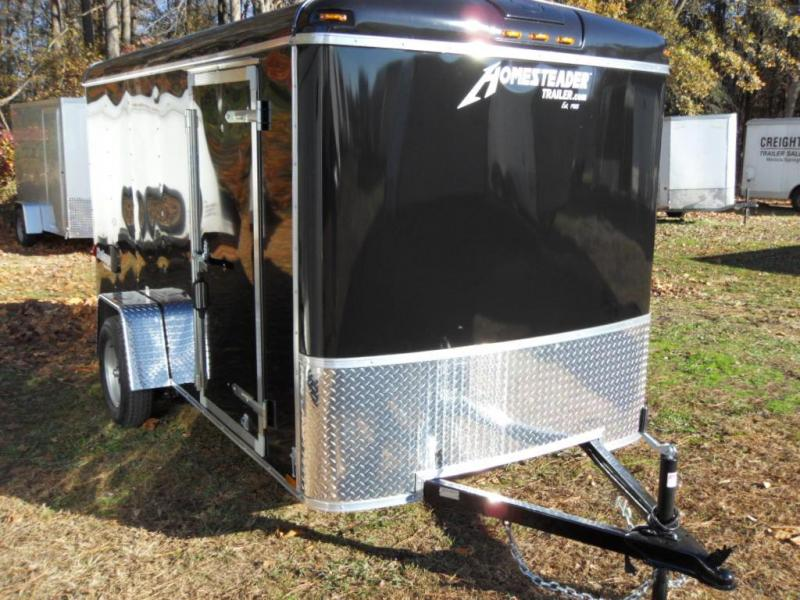 2020 Homesteader 612CS Enclosed Cargo Trailer